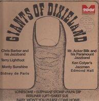 Chris Barber, Terry Lightfoot, Monty Sunshine,.. - Giants of Dixieland