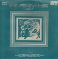 Teddy Wilson, Jimmy Hamilton, Earl Hines,.. - Great Swing Jam Sessions Vol. 2