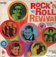 Buddy Holly, Bill Haley, Shirelles - Rock 'N Roll Revival