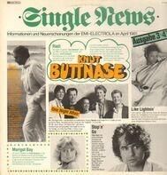 Kent, Spargo, a.o. - Single News Ausgabe 3-4/1981