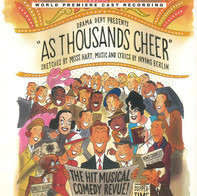Kevin Chamberlin / Judy Kuhn / a.o. - As Thousands Cheer [World Premiere Cast Recording]