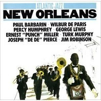 Paul Barbarin, Wilbur De Paris a.o. - Atlantic Jazz: New Orleans