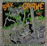 Garage Compilation - Back From The Grave Volume Three