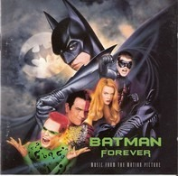 Pj Harvey, Brandy, Seal, Nick Cave, u.a - Batman Forever