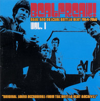 Alex Harvey / Greg Hunter / The Chasers a.o. - Beatfreak! Vol. 1 (Rare And Obscure British Beat 1964-1968)
