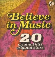 Faces, O'Jays, Roxy Music, T-Rex, ... - Believe In Music