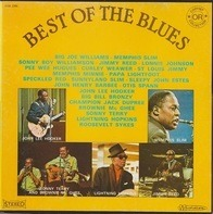 Jimmy Reed, John Lee Hooker, Otis Spann... - Best Of The Blues