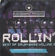 MJ Cole, DJ RED, Splash - Blackmarket Presents Rollin' Best Of Drum And Bass Vol. 2