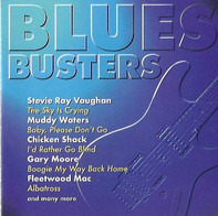 Pacific Gas And Electric, The Electric Flag, a. o. - Blues Busters