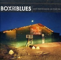 Fred McDowell,Etta Baker,Otis Spann,u.a - Box Of Blues - Sixty Performances On Four Cd's