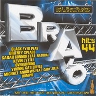 Sarah Connor,Britney Spears,Kevin Lyttle, u.a - Bravo Hits 44