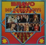 Hot Chocolate, Suzi Quatro, Mud,.. - Bravo präsentiert die grossen hits