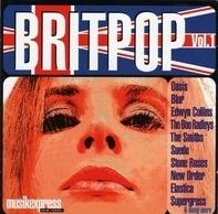 Oasis, Blur, The Smiths,Suede, New Order a.o. - Britpop Vol. 1