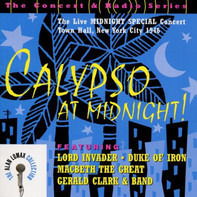 Alan Lomax, The Duke of Iron, Lord Invader a.o. - Calypso At Midnight