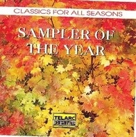 Vivaldi, Mozart, Beethoven,Debussy,Satie, u.a - Classics For All Seasons - Sampler Of The Year