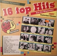 Pet Shop Boys / Heart / a.o. - Club Top 13 International September/Oktober 1987
