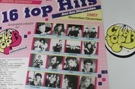 Charts Sampler - Club Top 13 · November/Dezember '87 · International