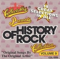The Newbeats, Jackie Ross, The Dells, ... - History Of Rock Collection Vol.9