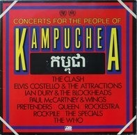 The Clash, Elvis Costello a.o. - Concerts For The People of Kampuchea