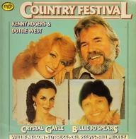 Rogers, West, Gayle u.a. - Country Festival