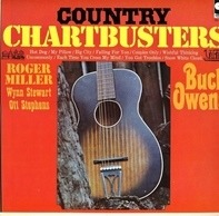 Roger Miller, Buck Owens, Wynn Stewart, Ott Stephens - Country Chartbusters