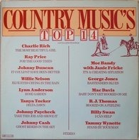 Charlie Rich, Ray Price a.o. - Country Music's Top 14