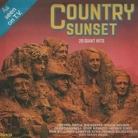 Crystal Gayle, Jim Reeves, Willie Nelson... - Country Sunset