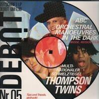 Various - Debüt LP / Zeitschrift Ausgabe 5