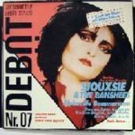 Siouxsie & The Banshees, Falco, Bon Jovi a.o. - Debüt LP / Zeitschrift Ausgabe 7
