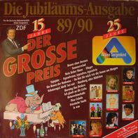 Various - Der Grosse Preis ¢ Die Jubiläums-Ausgabe 89/90