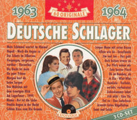Mina, Dorthe, u. a. - Deutsche Schlager 1963 - 1964