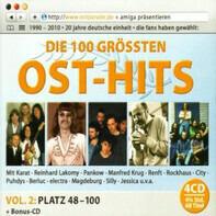 Karat / Lift / City a.o. - Die 100 Grössten Ost-Hits Vol.2