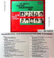 Billy Mo / Gerd Böttcher a.o. - Die Grosse Star-und Schlagerparade 1963 2. Ausgabe