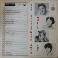 Vico Torriani, Caterina Valente u.a. - Die Spitzenschlager / Musicbox