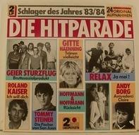 Gitte Haenning, Roland Kaiser, Andy Borg - Hitparade - Schlager '83/'84