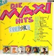 Natalie Cole, Jermaine Stewart a.o. - Die Maxi Hits - Summer '88