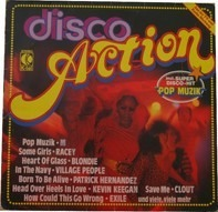 M, Racey, Blondie, Village People... - Disco Action