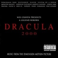 Powerman 5000,Disturbed,Slayer, Godhead, u.a - Dracula 2000