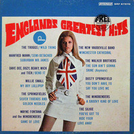 The Troggs, Manfred Mann, Dusty Springfield etc - England's Greatest Hits