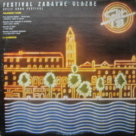 Festival Zabavne Glazbe - Split '83