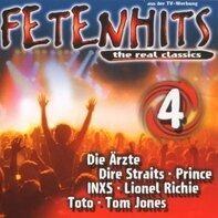 Toto, Tom Jones, u. a. - Fetenhits - The Real Classics Vol. 4