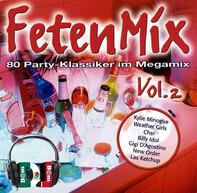 Kylie Minogue / Weather Girls / Cher a.o. - FetenMix Vol.2 - 80 Party-Klassiker Im Megamix