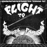 Psychedelic Compilation - Flight To Lowlands Paradise Volume 1