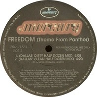 Aaliyah, Crystal Waters a.o. - Freedom (Theme From Panther)