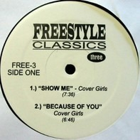 Cover Girls, Cynthia - Freestyle Classics Three