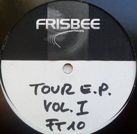 Ricardo Villalobos, Monika Kruse a.o. - Frisbee Tour E.P. Vol. 2