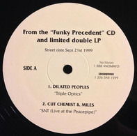 """Jurassic 5, Styles of Beyond, a.o. - From """"The Funky Precedent"""" CD And Limited Double LP"""