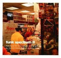 Kenny Dope, Keb Darge, Duralcha, World Wonders, Joe Coleman - Funk Spectrum II