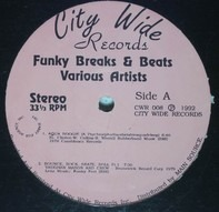 Kano, Con Funk Shun, Lakeside a.o. - Funky Breaks & Beats