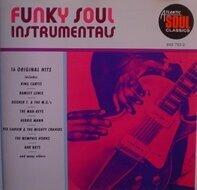 The mar-keys, King Curtis, Eddie Harris, u.a - Funky Soul Instrumentals
